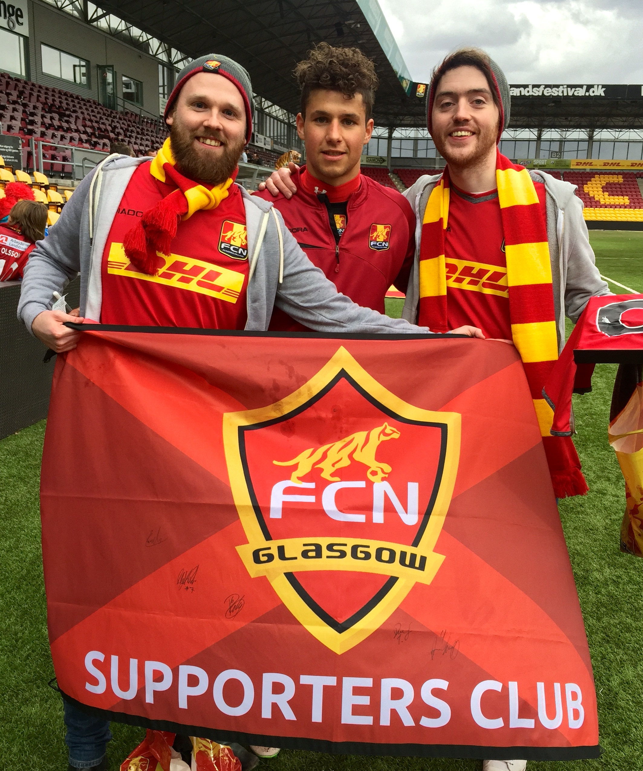 supporters club fcn